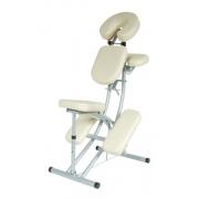 Массажное кресло для шейно-воротниковой зоны MA-01 (алюминий DE LUXE)