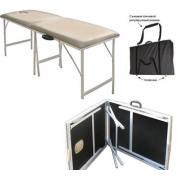 Складной массажный стол М137-03 (распродажа)