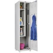 Металлический шкаф для одежды ПРАКТИК LS 11-50