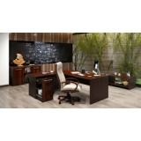 Мебель для руководителя серии Morris