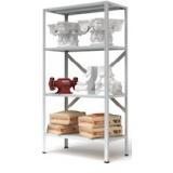 Металлические стеллажи MC 900 (200 кг на полку, 900 кг на стеллаж)
