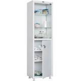 Медицинские шкафы для медикаментов серии HILFE
