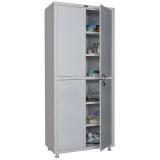 Медицинские шкафы для медикаментов серии ШМС