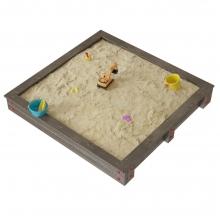 Песочница детская Дюна (масло венге)