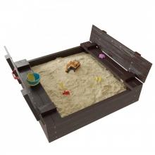 Песочница Арена (лак венге)
