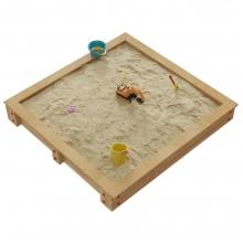 Песочница детская Дюна (без покрытия)