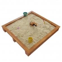 Песочница детская Дюна (лак сосна)