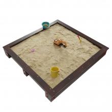 Песочница детская Дюна (лак венге)