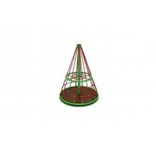 Веревочная карусель PRO