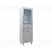 Шкаф медицинский HILFE МД 1 ШМ-SSD