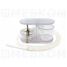 Аспиратор (отсасыватель) портативный Медплант АПМ-МП-1