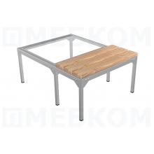 Скамья-подставка LS-21 сосна