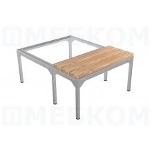 Скамья-подставка LS-21-60 сосна