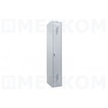 Металлический шкаф ПРАКТИК LS-001 (приставная секция)