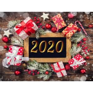 С наступающим новым годом 2020!>