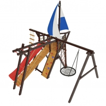 Детская игровая площадка Фрегат