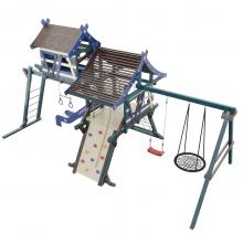 Детская игровая площадка Хижина Санторини