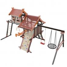 Детская игровая площадка Хижина  Корсика