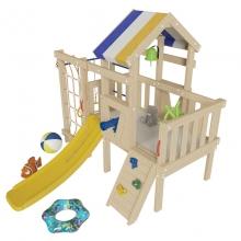 Детская игровая кровать-чердак Немо