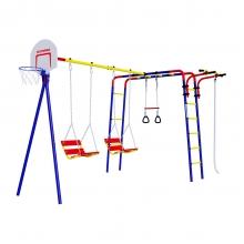 Детский спортивный комплекс для дачи ROMANA Акробат (цепные качели)
