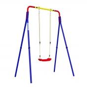 Детский спортивный комплекс для дачи ROMANA Качели (пластиковые качели)
