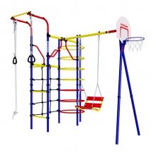 Детский спортивный комплекс для дачи ROMANA Космодром (цепные качели)