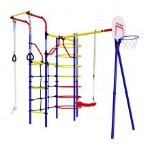 Детский спортивный комплекс для дачи ROMANA Космодром (пластиковые качели)