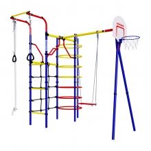 Детский спортивный комплекс для дачи ROMANA Космодром (фанерные качели)