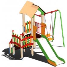 Детский игровой комплекс ДИК-12