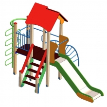 Детский игровой комплекс ДИК-4