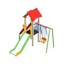 Детский игровой  комплекс ДИК-3