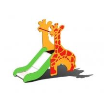 """Горка мини  """"Жираф"""""""