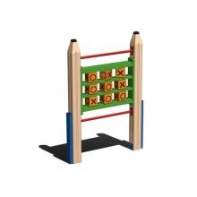 Игровой элемент Крестики-нолики