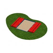 Игровой элемент Прыжковая яма