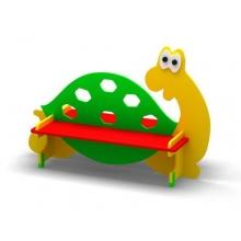 """Скамья детская """"Черепаха"""""""