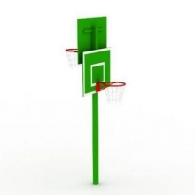 Стойка баскетбольная Комби