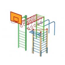 Детский спортивный комплекс ДСК-7