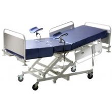 Кровать медицинская для родовспоможения с регулировкой высоты на гидроприводе МСК-137