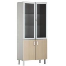 Шкаф двухстворчатый МД 5504