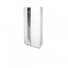 Шкаф для одежды двухстворчатый ШК-2.1-00.01