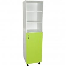 Одностворчатый медицинский шкаф М202-011
