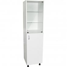 Одностворчатый медицинский шкаф  М202-14