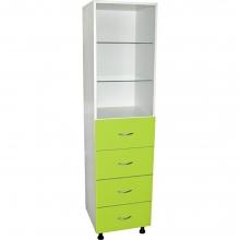 Медицинский шкаф с ящиками М202-022