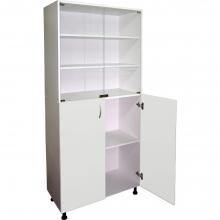 Двухстворчатый медицинский шкаф М202-033