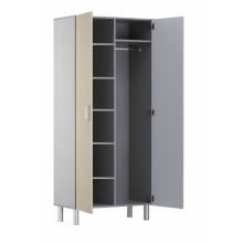 Шкаф для одежды двухстворчатый МД 5502