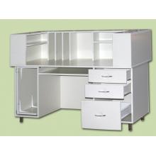 Стол медицинский для медсестры СМС-01 «ЕЛАТ» (мод. 2)