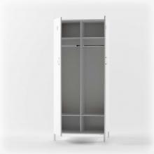 Шкаф медицинский для спецодежды ШМСО-01 «ЕЛАТ» (мод.1)