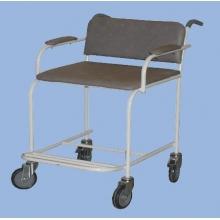 Кресло-каталка для транспортировки больных МСК - 408