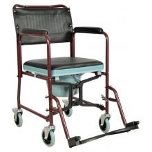 Кресло-коляска механическая FS902C(МК-СО12/43)