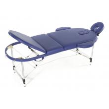 Массажный стол JFAL03 М/К  (3-х секционный) (МСТ-3310ВЛ)